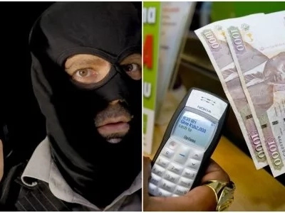 How thieves in Nairobi are robbing victims silly by just tapping their shoulder