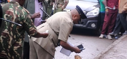 Police shoot down leader of one of the most dangerous gangs in Kenya