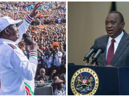 NASA gives Uhuru one week ultimatum to make up his mind on dialogue