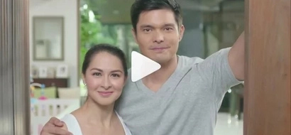 Adorable couple DongYan star in latest McDo commercial