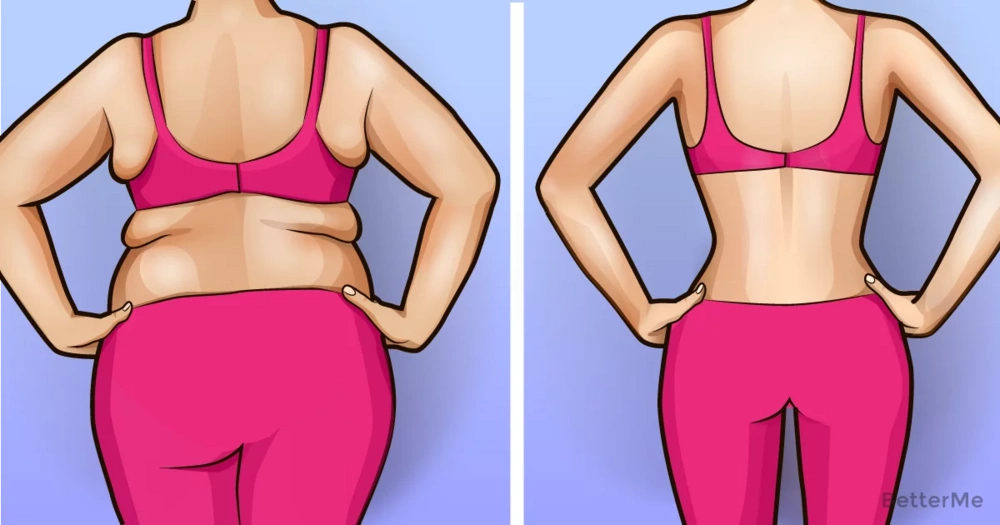 6 effective ways that can help you reduce back fat