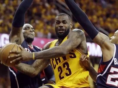 Cleveland brings the broom to Atlanta, sweeps Hawks in Game 4