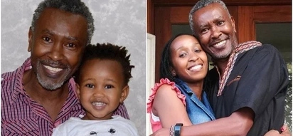 Controversial Judge Ian Mbugua shows the world his soft spot years after TPF