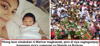 Miracles happen! Maricar de Mesa reveals 7-year struggle to get pregnant until she danced at Obando in Bulacan
