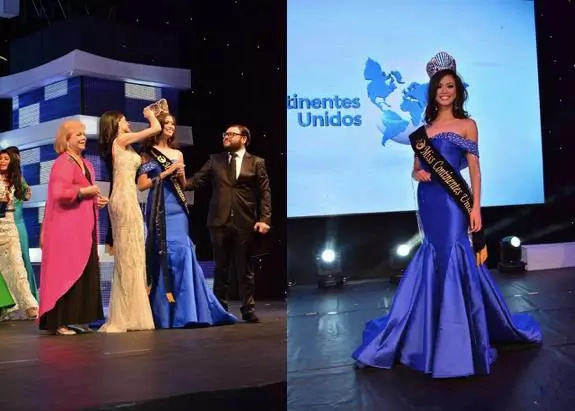 Pinay beauty queen crowned Miss United Continents 2016