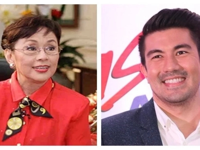 Vilma Santos and son Luis Manzano want the 'gift of time' this Christmas