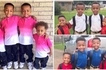 See photos of the adorable two sets of twin brothers that people online can't stop talking about