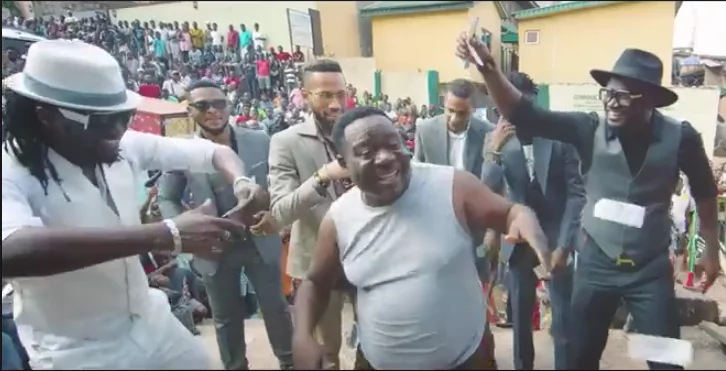 Muigizaji maarufu kutoka Nigeria anataka kukutana na waziri Matiangi kwa sababu hii