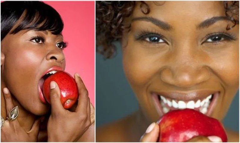 Why every sexually active Ghanaian woman should eat many APPLES and wait to see this happen