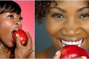 Why every sexually active Kenyan woman should eat many APPLES and wait to see this happen