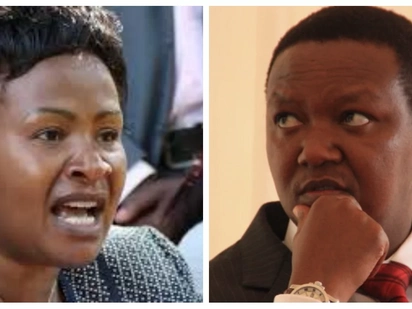 Wavinya Ndeti and Alfred Mutua's case turns dramatic after man pulls out gun in court