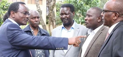I personally have been dealt a blow – Kalonzo Musyoka issues parting words for late Wiper MP Francis Nyenze from Germany