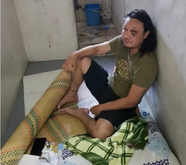 Nag-amok sa tapat ng bahay! Actor Baron Geisler arrested after threatening brother-in-law with knife