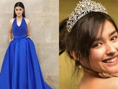 Pinagpala sa lahat! 13 jaw-dropping photos of Liza Soberano in a gown