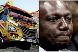 Here is the SUPRISING connection between the killer matatu 'Catalyst' and DP Ruto