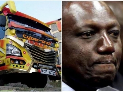 You will not BELIEVE the SUPRISING connection between the killer Rongai matatu and DP Ruto