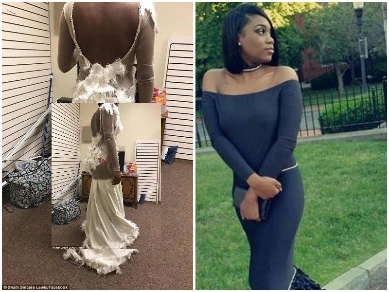 This N10,000 prom dress will leave you rolling on the floor (photos)