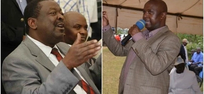 Mudavadi's party threatens to take action against nominated MP following his controversial remarks