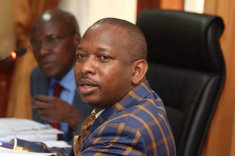 If you murder that old woman, you will pay for it- Sonko warns rich businessman