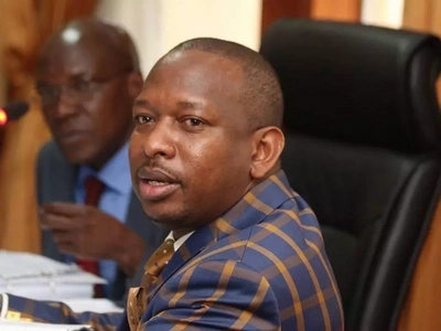 Kiongozi wa Jubilee ampongeza mtangazaji wa Citizen TV baada ya VITUKO vya Sonko