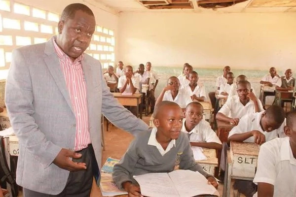 High school boys in trouble for insulting Matiang'i