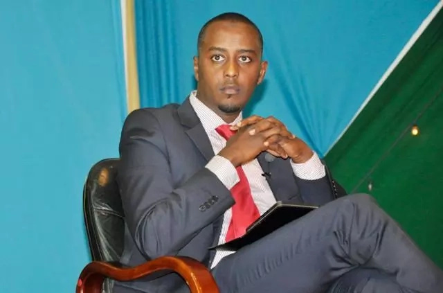 Jubilee top official happy with Hussein Mohammed after the explosive Sonko interview