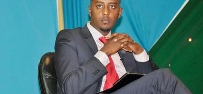 Mke wa mtangazaji wa Citizen TV HUSSEIN MOHAMED ni mrembo kweli (picha)