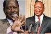 Raila Odinga takes a major jab at Anne Waiguru during the presidential debate