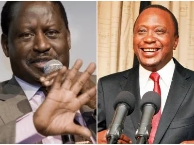 Jubilee politician asks Raila to concede defeat should he lose petition against Uhuru