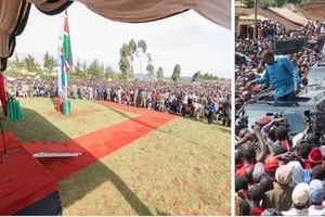 President Uhuru forced to CHANGE Kisii tour plans last minute, here is why