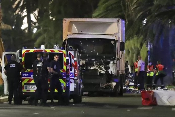 Nice attack witnesses share photos and vids of incident