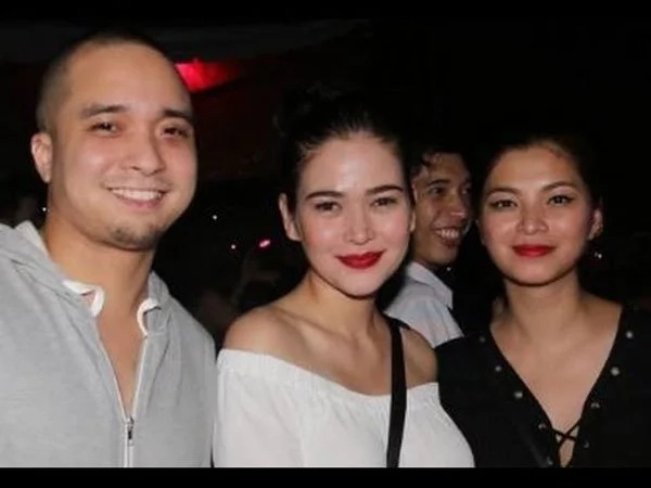 Angel Locsin says she and Bela Padilla do not have any issue