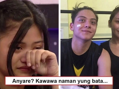 Bata yan! Kathryn Bernardo and Daniel Padilla unintentionally makes a girl cry with words that pierced through her heart!