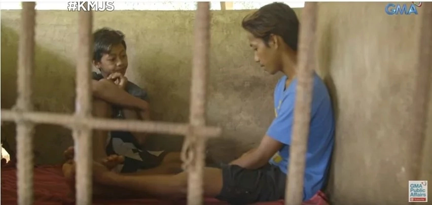 Jessica Soho features 5 siblings in Vigan who started to live in a hog pen after they were abandoned by their parents