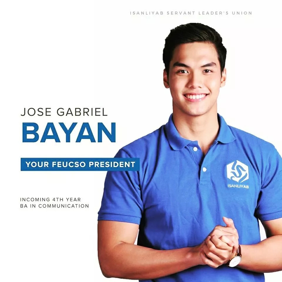 From young artista to certified servant leader! Gab Bayan inspires youth leaders with shocking career shift story