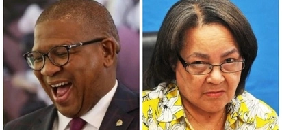 Mbalula warns DA not to throw away de Lille says she would be welcome at the ANC