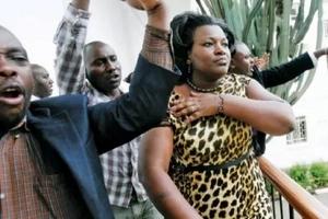 Rachel Shebesh ajipata matatani kwa kuvalia 'mavazi ya AIBU' (picha)