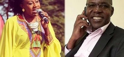 Citizen TV actress Wilbroda's HEARTBRAKING message after death of her boss Waweru Mburu