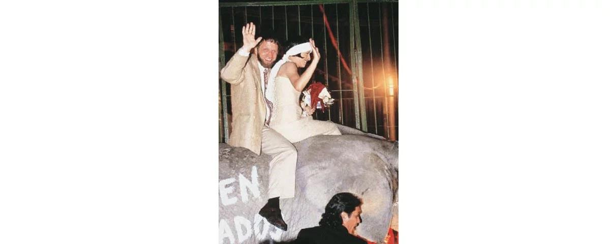 Los matrimonios más recordados de nuestras celebridades