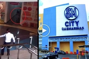 Patayan sa SM Dasmariñas: Jealous husband shot dead by cops for killing helpless mall-goer