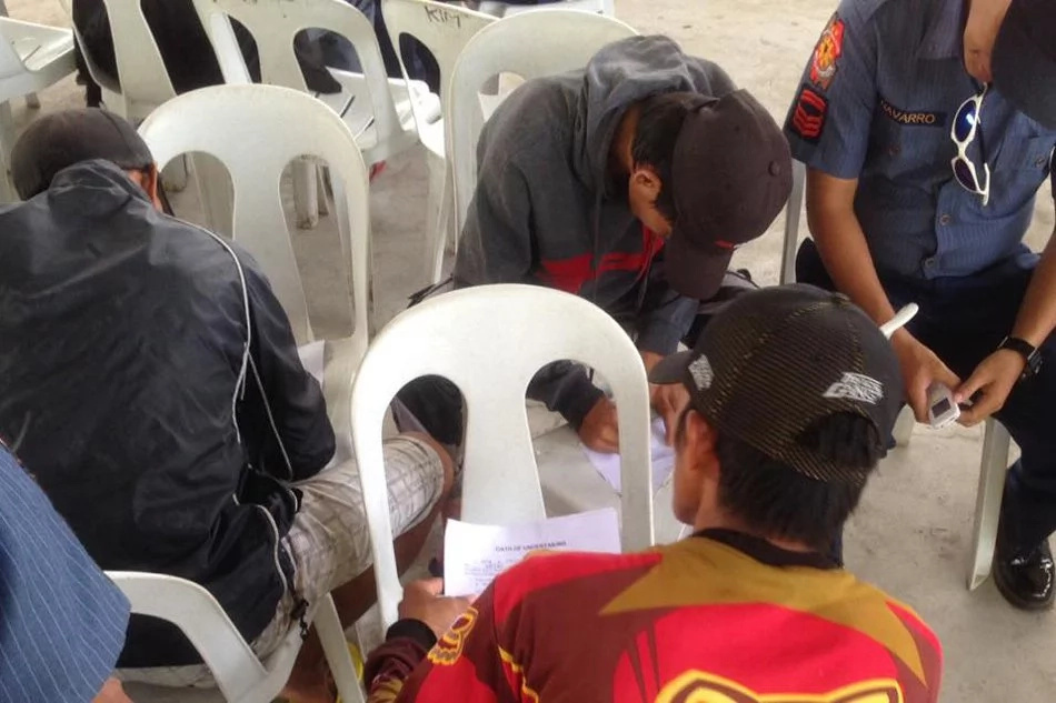 Drug suspects surrender as their names appear on watchlist