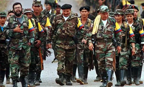 Expulsados disidentes del Frente Primero de las FARC