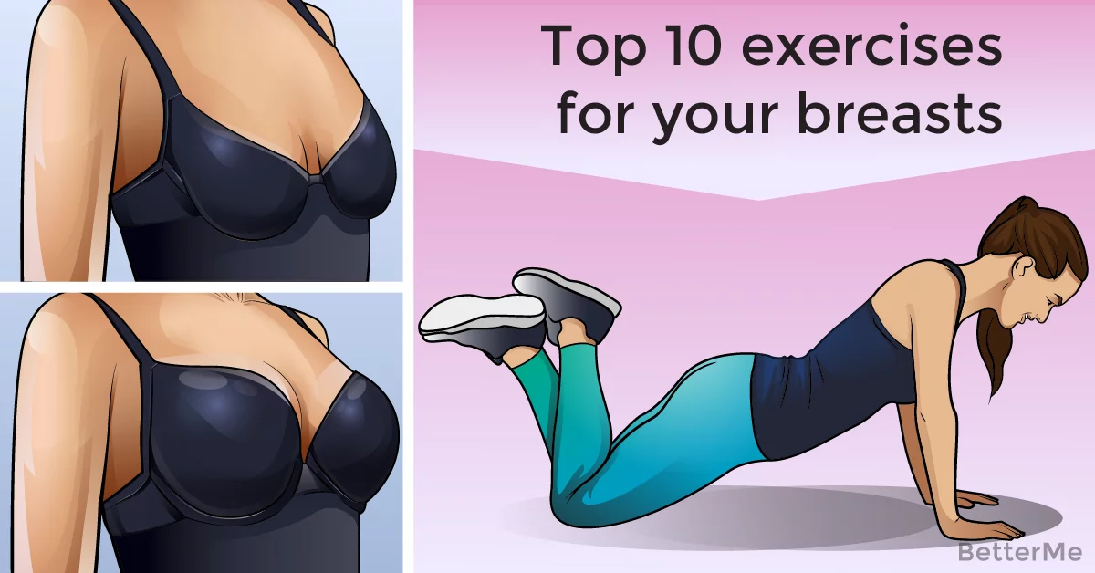 Best workout to reduce breast size