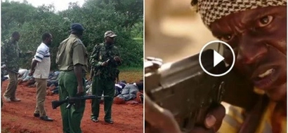 International movie showing the deadly Mandera bus attack is now out(video)