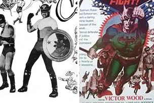 Meet Captain Philippines and other Pinoy versions of popular superheroes