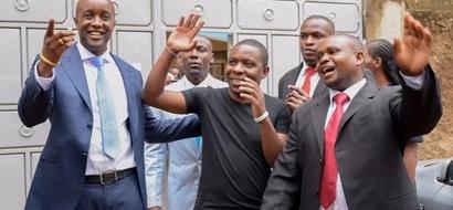 Umekuwa ukitamani kukutana na mshindi wa KSh 221 milioni, Samuel Abisai? (pata uhondo)