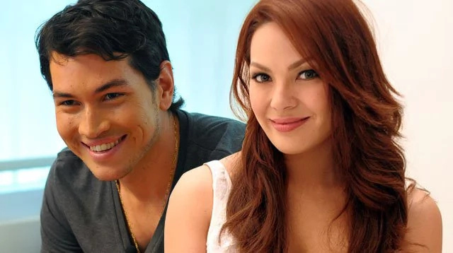 Aly Borromeo calls KC Concepcion 'my girl'
