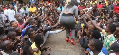 End of Team Mafisi? Why looking at a woman lustfully may become a serious offence in Kenya