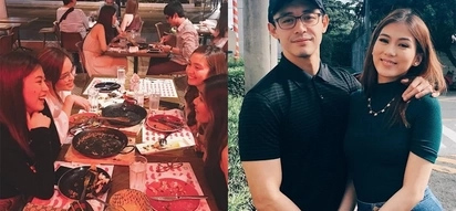 Alex Gonzaga happily celebrates V-day with friends, not with boyfriend