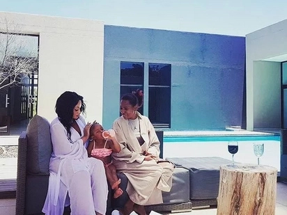 Diamond Platnumz mother appears pregnant months after landing a Ben 10